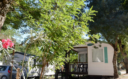 Mobil-Home O'Phea 4/6 pers with covered terrasse